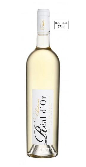 Vin Blanc - Réal d'Or 2017...