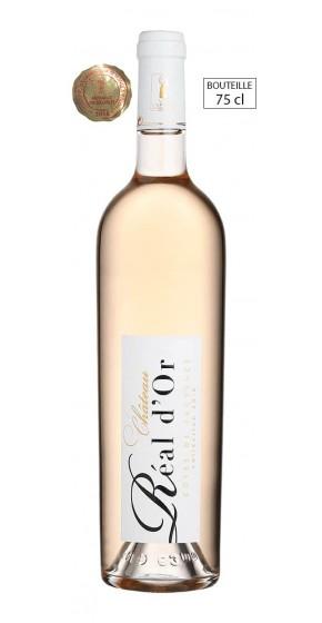 Échantillon Vin Rosé - Réal...