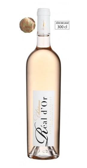Jéroboam 3 L - Vin Rosé -...
